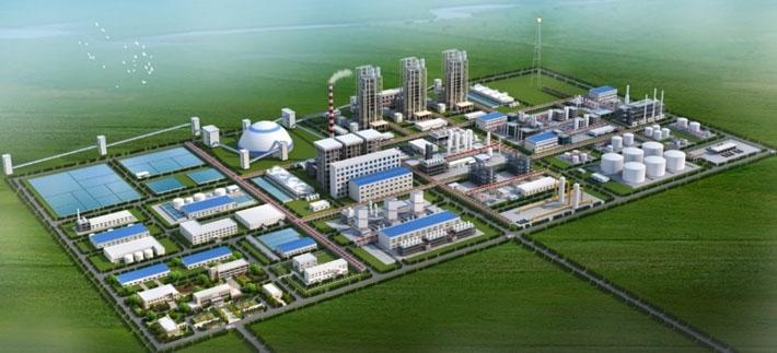 """""""Нүүрснээс нийлэг байгалийн хий үйлдвэрлэх үйлдвэр"""" барьж ..."""
